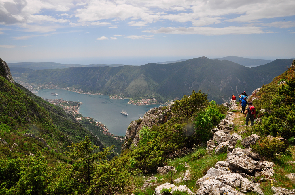 Wanderwoche Montenegro – Faszinierende Berge zwischen Meer und See